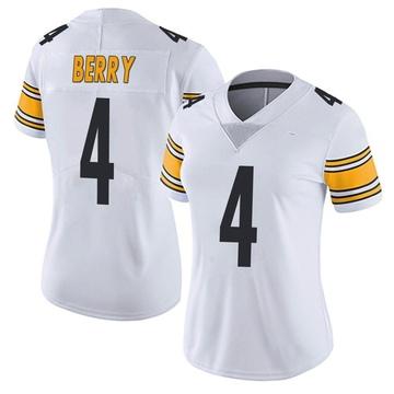 Women's Nike Pittsburgh Steelers Jordan Berry White Vapor Untouchable Jersey - Limited