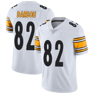 Youth Nike Pittsburgh Steelers Amara Darboh White Vapor Untouchable Jersey - Limited
