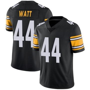 Youth Nike Pittsburgh Steelers Derek Watt Black Team Color Vapor Untouchable Jersey - Limited