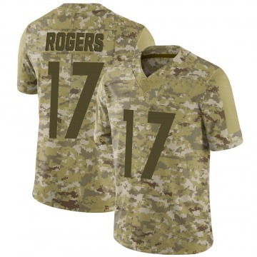 Youth Nike Pittsburgh Steelers Eli Rogers Camo 2018 Salute to Service Jersey - Limited