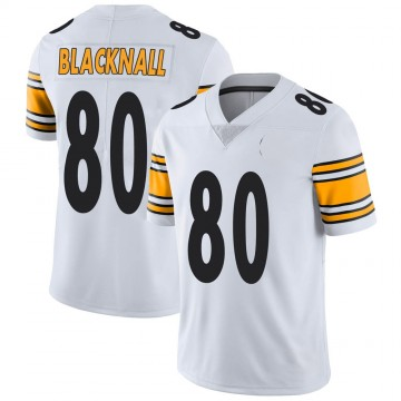 Youth Nike Pittsburgh Steelers Saeed Blacknall White Vapor Untouchable Jersey - Limited